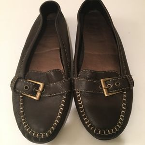 Rockport Size 10 Leather loafers